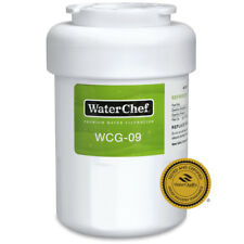 WaterChef WCG-09 Premium Refrigerator Water Filter Replacement for GE MWF