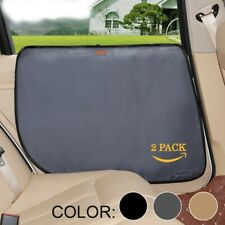 New listing 2xVehicle Door Protector for Pet Car Side Panel Guard Truck Shield Scratch Cover