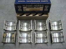 McQuay Norris Rod Bearing 2750S STD. 1932-1938 Ford Car Truck V-8 85 HP 221 CID
