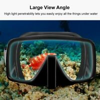 Scuba Underwater Diving Silicone Dive Goggle for Salvage/Scuba Diving Gear New