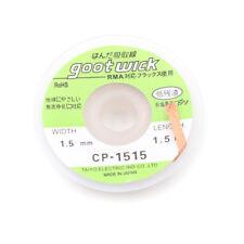 CP-1515 1.5mm 1.5m Desoldering Wick Desolder Braid Soldering Remover Tool LE