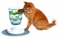 Katze Futterlabyrinth Futter-Labyrinth Katzenspielzeug Napf Futterstation Senses