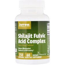 Shilajit Fulvic Acid Complex with PrimaVie x 60 Vcaps