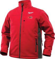 Milwaukee 201R-21L  M12™ Red Heated Jacket Kit, Large