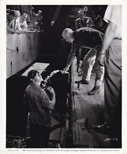 ROCK HUDSON Original Special Effects CANDID Vintage TWILIGHT FOR THE GODS Photo