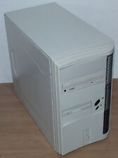 Equipo PCChips m789 via c3 800 MHz 256mb 40gb CD DVD FDD win 98 se + XP rs232