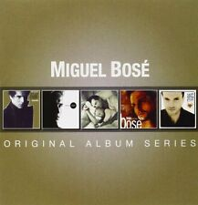 MIGUEL BOSE' - ORIGINAL ALBUM SERIES - 5CD BOXSET NEW SEALED 2014