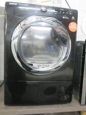 Hoover DNCD913BB-80 9KG, B rated, Black Condenser Tumble Dryer