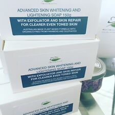 SKIN Whitening & LIGHTENING Soap Concentrated + COLLAGEN + Salicylic acid