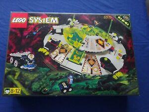 Classic LEGO® OVP von 1997 No. 6975 Alien Avenger Raumfahrt sehr selten!!