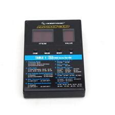 HOBBYWING LED Program Card Box for Platinum V1/V2 FlyFun V5 XeRun EzRun R3Y4