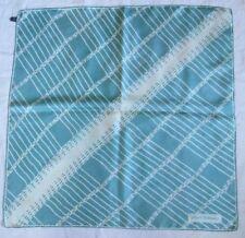 Foulard PIERRE BALMAIN - soie - 80cm x 80cm TBEG - scarf