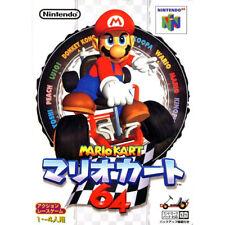 MARIO KART 64  (KOMPLETT)  NTSC-J  JAP JPN   Nintendo 64 N64