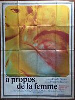 Plakat A Über De La Damen Claude Pierson Marlene Alexandre 120x160cm