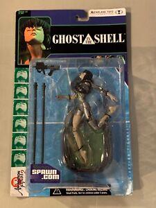 McFarlane Toys Ghost in the Shell Major Motoko Kusanagi 2001 Brand New Sealed