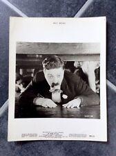 BILLY BEVAN Original Vintage 1963 Movie Film Press Photo 30 YEARS OF FUN