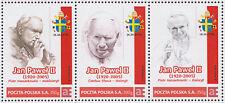Jan Paweł II - 40. rocznica wyboru - grafiki Słania, Naszarkowski - zestaw