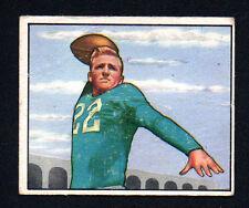 BOBBY LAYNE  lions  1950 BOWMANN # 37  VERY GOOD