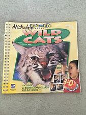 Wild Cats (Eye to Eye Books) by Simon Bell