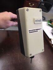 Rotronic - Model: F2C-D - Temperature Humidity Transmitter