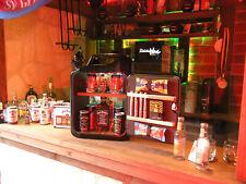 Jack Daniels Minibar Oliv im Benzinkanister