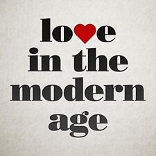 Josh Rouse Love In The Modern Age Vinyl LP NEW sealed
