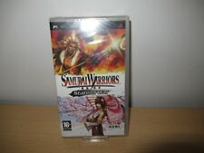 PSP Samurai Warriors State of War UK Pal, Brand New & Factory Sealed