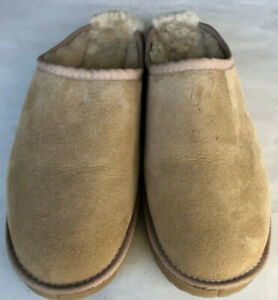 New CONDITION RARE UGG CLUGG SLIPPERS  SIZE 11  MODEL 5350