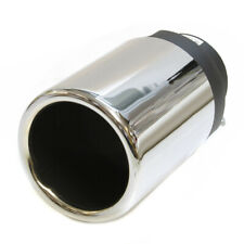 Exhaust Tip Trim Pipe For Peugeot 207 307 106 107 308 407 508 306 406 Partner