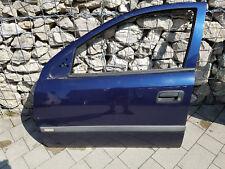 Fahrertür Tür Fahrer links Opel Astra G 1,6 5-türer