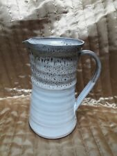 Rare and distinctive Weston Mill Pottery pitcher.