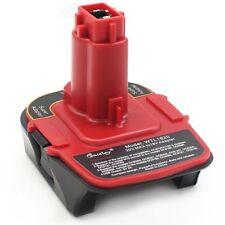 Slide BATTERIA CONVERTITORE ADATTATORE USB PER DEWALT 18 V a 20 V DCA1820 DCB090
