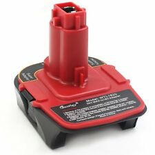 Slide Battery USB Adapter Converter for DeWalt 18V to 20V DCA1820 DCB090