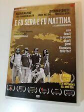 E fu sera e fu mattina (Drammatico Italia 2014) DVD