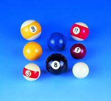 """No 8 Pool Ball ( 2 """" ) Suitable For Coin Operated English Pool Table"""