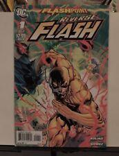 Flashpoint: Reverse-Flash #1 (August 2011, DC)