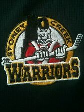 Game worn Stoney Creek Warriors CX2  undergarment GoJHL OHA Defunct team