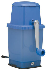 Piazza Effepi - Multi Change Winter Ice Breaker & Manual Blue Plastic