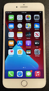 Apple iPhone 8 Plus - 256GB - Silver (Unlocked) A1897 (GSM) Great Condition