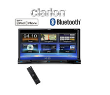 """Clarion NX702E 2-DIN GPS Tuner Navigation MULTIMEDIA-STATION 7"""" TOUCHPANEL Radio"""