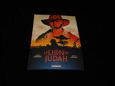 Desberg / Labiano : Le lion de Judah 1 Dargaud DL 01/2020 1°édition
