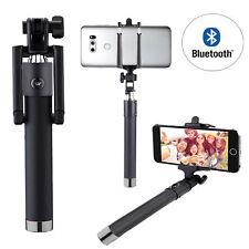 Apple iPhone XR -  Selfie Stick Stange Mit Bluetooth  - BSTICK Black