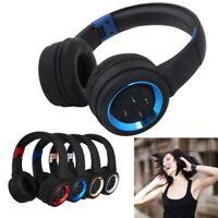 Sweatproof Wireless Bluetooth Earphones Headphones Headsets Sports Gym with Mic