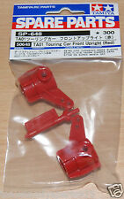 TAMIYA 50648/0445098/10445098 TA01 Touring Car Front debout (rouge) (hot shot 2)