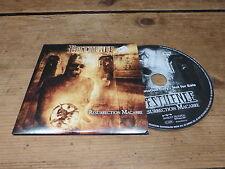 PESTILENCE - RESURRECTION MACABRE !!!!!!!!!! RARE PROMO CD!!!!