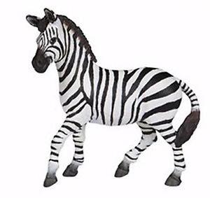 NEW PAPO 50122 Adult Zebra - African Wildlife RETIRED