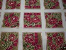 tela patchwork de Navidad All over 50 x 110cm BW multicolor