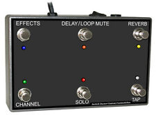 Switch Doctor - Custom 6 Button Footswitch for Roland Cube 80XL or Cube 40XL