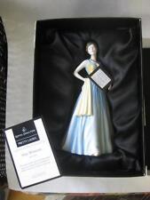 """Royal Doulton May Blossom Pretty Ladies 8.5"""" figurine HN4729 pristine COA NIB!"""