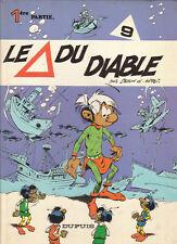 SERON. Les Petits Hommes 9. Le Triangle du Diable. 1979